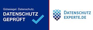 Datenschutz Siegel von Datenschutzexperte.de